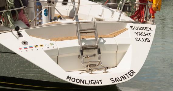 image of Moonlight Saunter at SYC