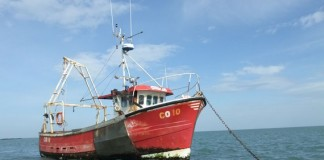 image of Scallop Dredge Ronan Orla