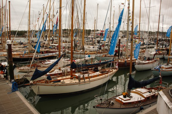 image of Cowes Yacht Haven 2015