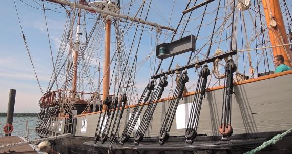 image of Earl Of Pembroke sailing ship