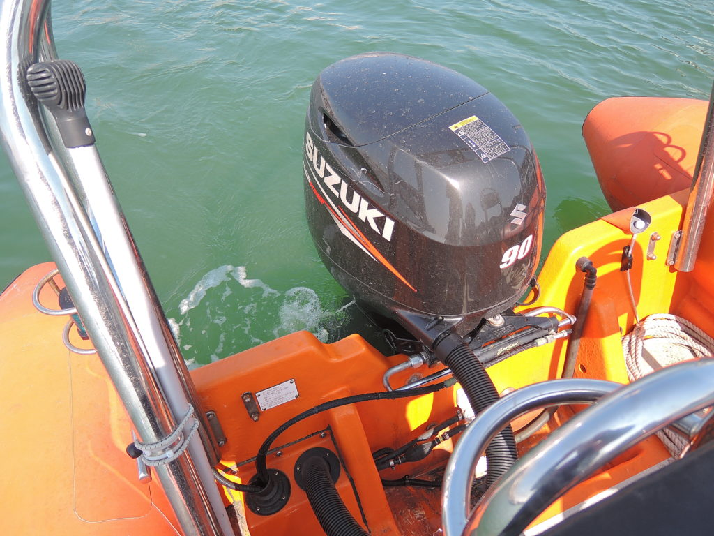 image of Sussex Yacht Club RIB