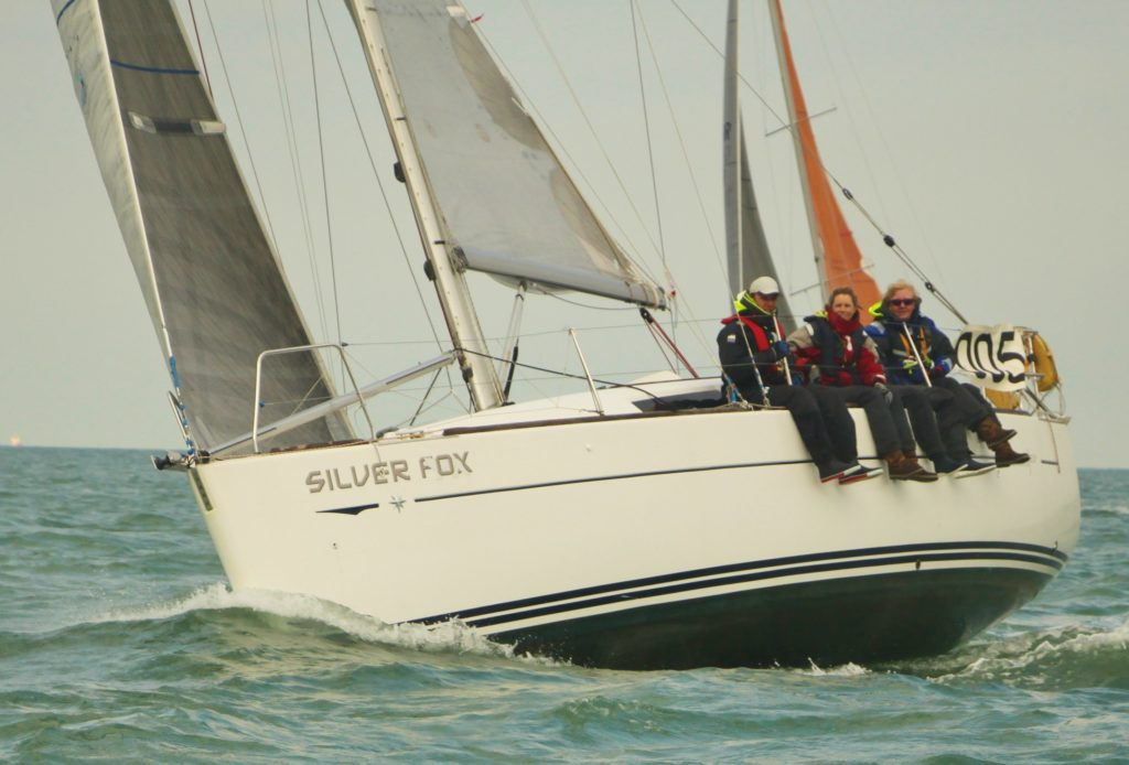 image of Yacht Silver Fox RER 2016