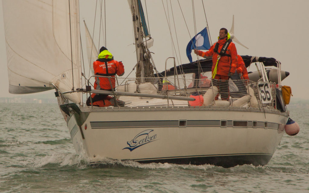 image of Yacht Saka off Brighton
