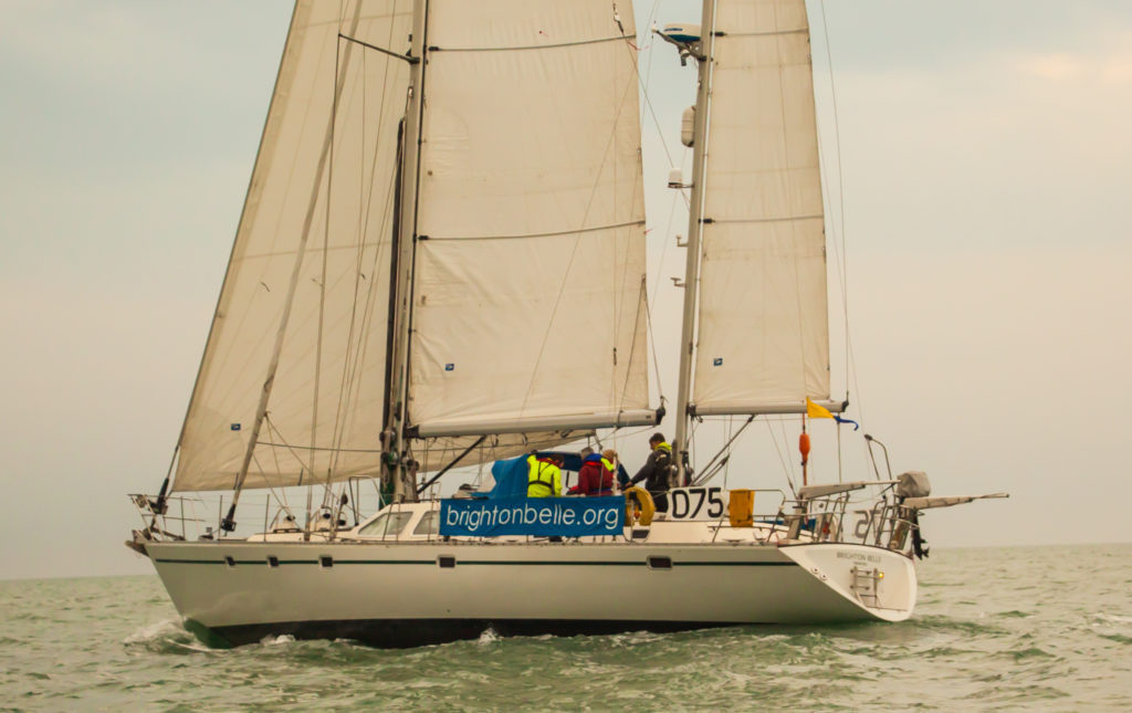 image of Oyster 55 Brighton Belle RER 2016
