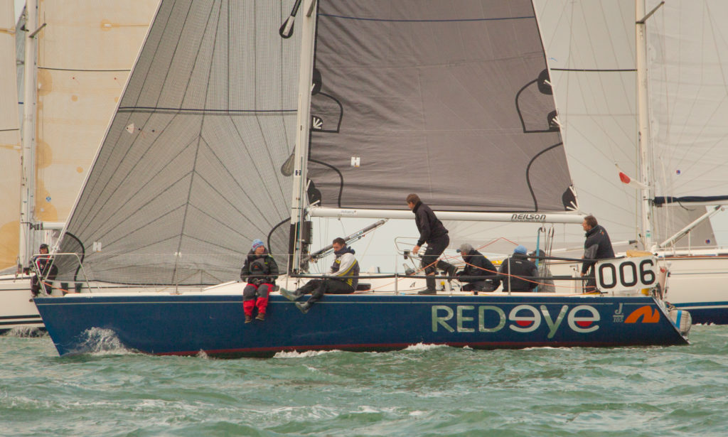 image of Yacht Redeye, off Brighton RER 2016
