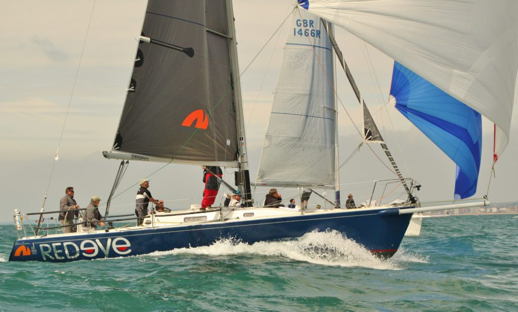 image of yacht Redeye