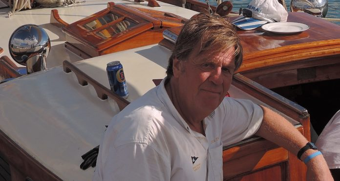 image of Tim Blackman on Infanta