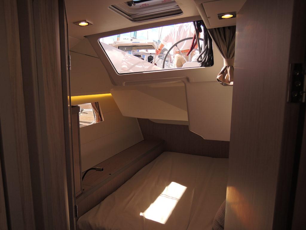 image of Beneteau 38 aft cabin