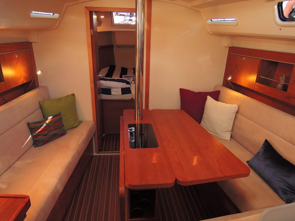 image of Hanse 345 cabin