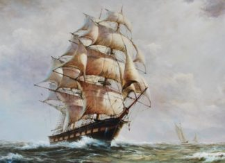 image of Clipper Ship