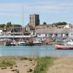 Image of Attractive church Shoreham by Sea Sussex