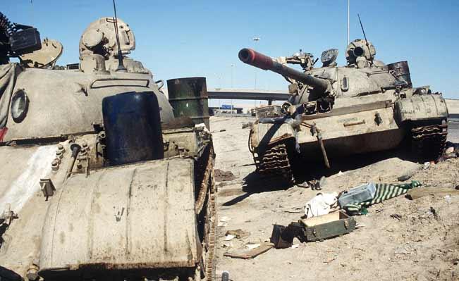 image of The debris of war