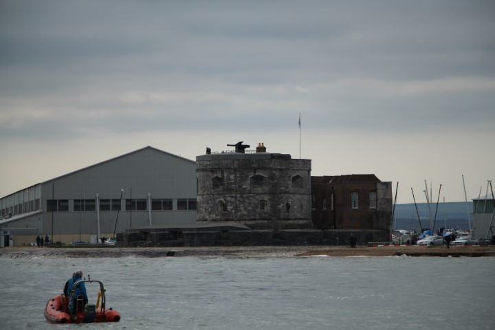 image of Calshot, original base of RAFYC
