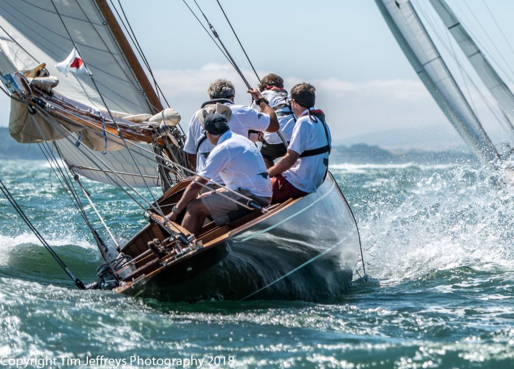 image of Cowes Classic 2018