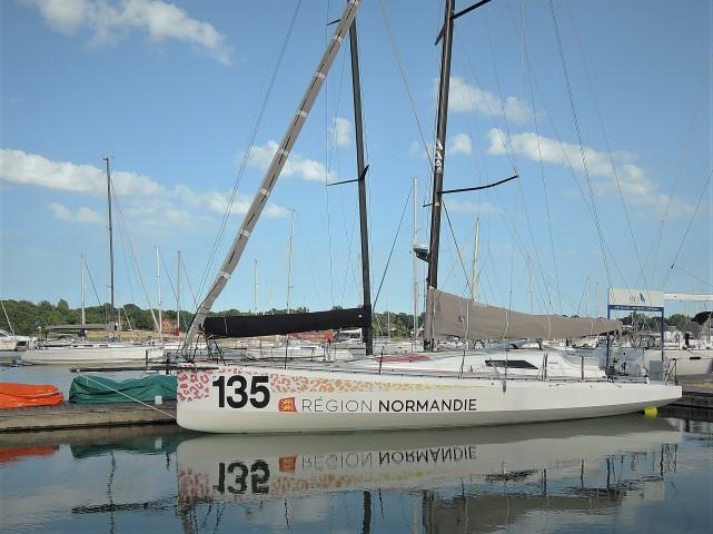 image of Region Normandie Class40 Hamble Marina