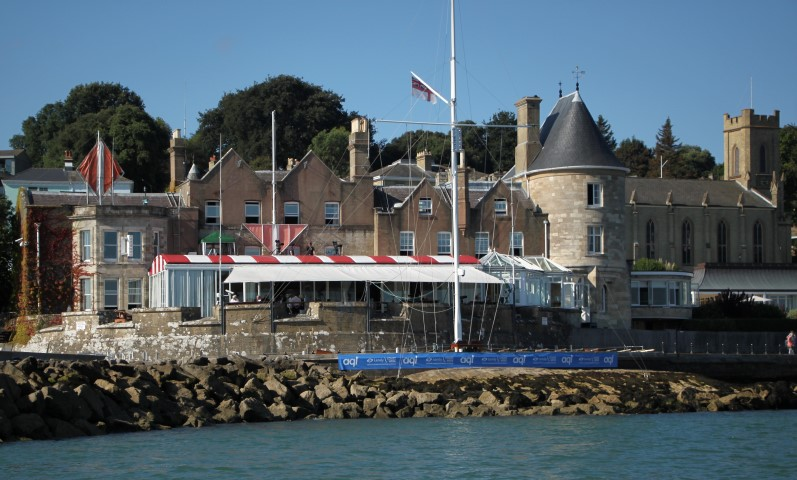 image of Lendy Cowes Week 2018 Royal Yacht Squadron Cowes