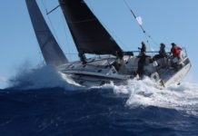 image of photo credit RORC Round Britain and Ireland race