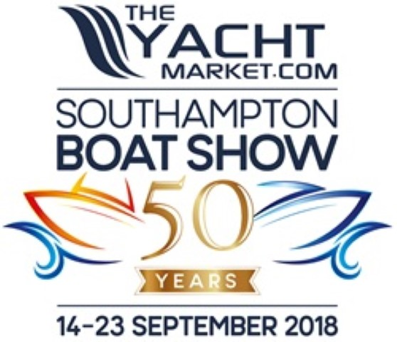 ogo of Southampton Boat Show 2018