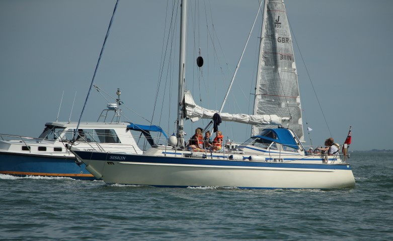 image of The busy Solent