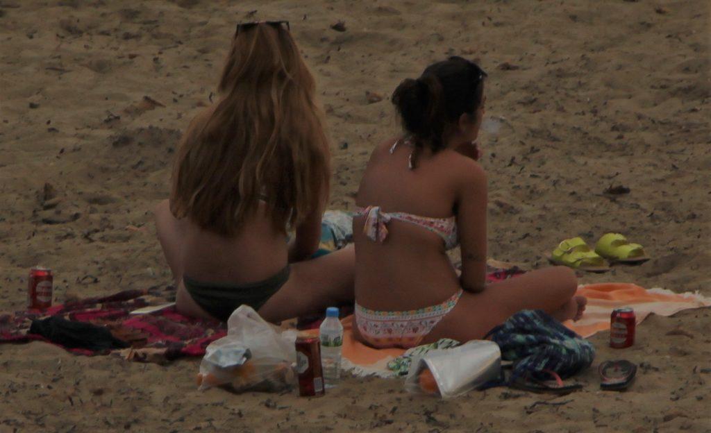 Ibiza beach image