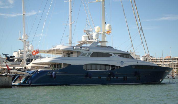 image of motoryacht Ibiza harbour