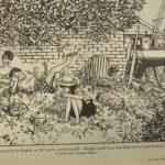 Giles cartoon 1983