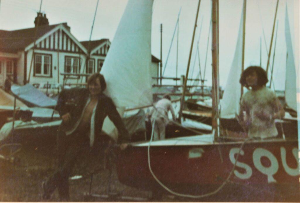 image of William Mills 1972