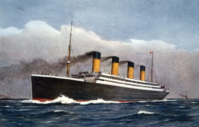 image of Titanic