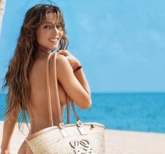 image of girl on beach